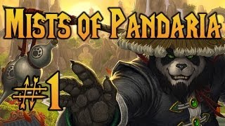 Thumbnail für das World of WarCraft: Mists of Pandaria (Beta) Let's Play