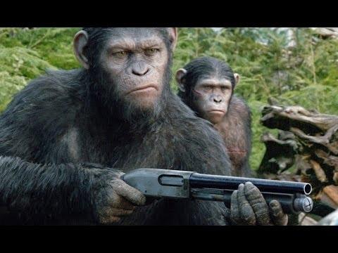 Планета обезьян: Революция смотреть онлайн в хорошем
