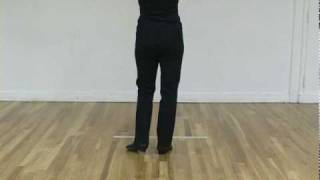 Learn to Dance Nightclub Two Step - The Basic Step