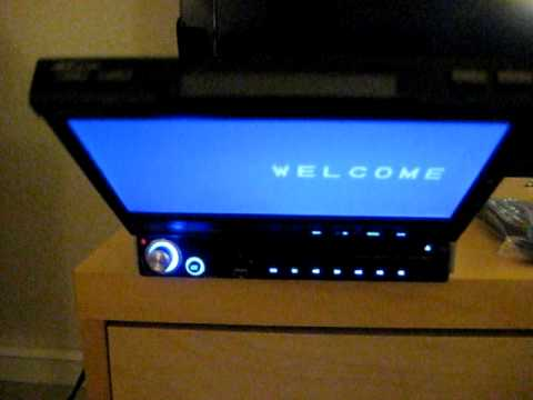 takara cdv 1107 dvd player youtube. Black Bedroom Furniture Sets. Home Design Ideas