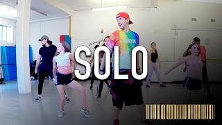 SOLO by Clean Bandit ft Demi Lovato | Beginner Dance CHOREOGRAPHY