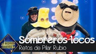 Pilar Rubio sorprende a Mario Casas con las tendencias de moda más llamativas - El Hormiguero 3.0