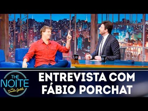 Entrevista com Fábio Porchat The Noite 120319
