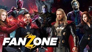 Qui sera dans Avengers 4 ? Fanzone 656 - Allociné