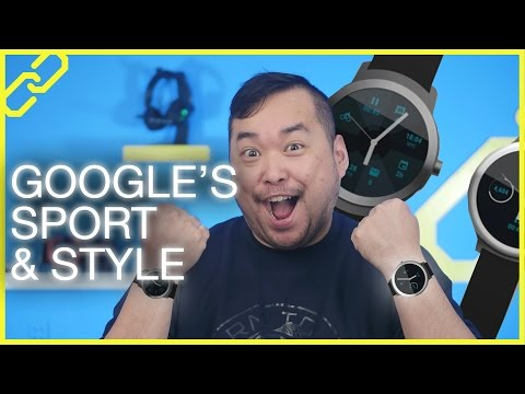 Google Sport & Style Smartwatches, Microsoft Says Stop Using Windows 7
