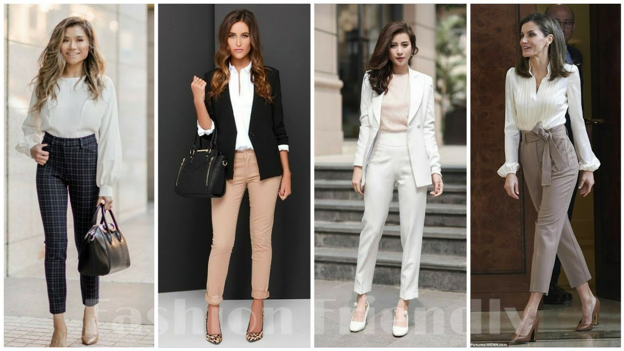 [VIDEO] - Office wear formal outfit ideas 2019 || Formal outfit ideas for girls - Fashion Friendly 1