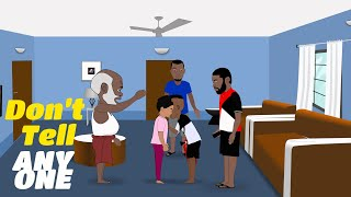 Download Takpo Tv Comedy - Don't Tell Any One (UG Toons)