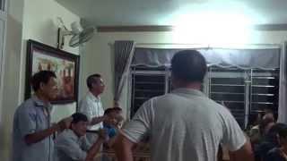 BÀI CA THANH NIÊN SÔI NỔI*10C FAMILY *TAM ĐẢO THÁNG 7-2015