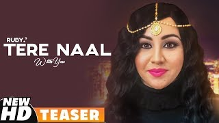 Tere Naal | Teaser | Ruby B | Releasing On 14th Feb 2019 | Speed Records