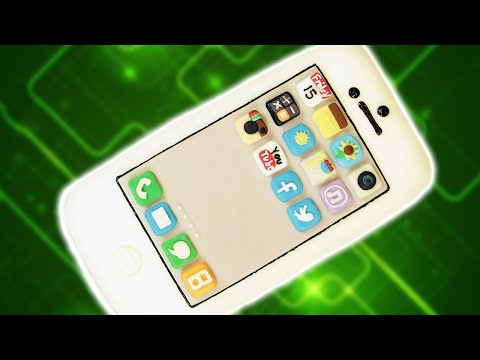Download HOW TO MAKE AN IPHONE CAKE - NERDY NUMMIES - ZEBRA CAKE Pictures