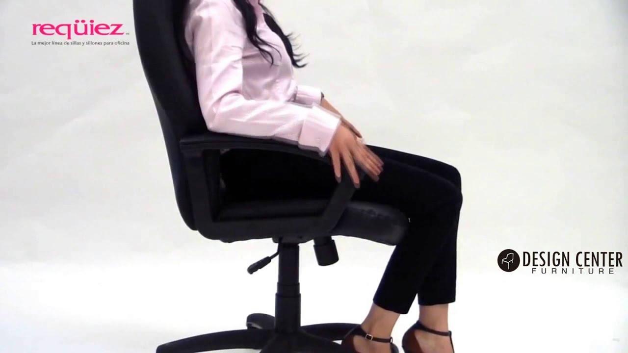 Oficina Y BalanceoSillas Sillones Para Reqüiez Basculante Mecanismo De O PXO8n0wk