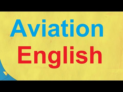 Aviation English 2