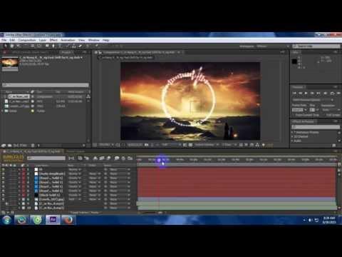 Hướng Dẫn Cách Xuất Video (Render) Trong After Effect cs6 Vừa Nhẹ Vừa Nét