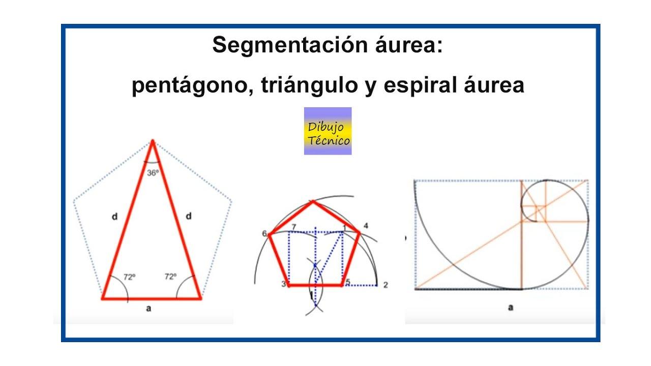 Segmentacin urea pentgono tringulo y espiral urea  YouTube