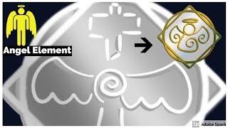 Angel Element (Roblox Elemental Battlegrounds 👼)
