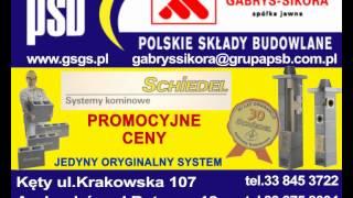 Gabryś Sikora Polskie Składy Budowlane Systemy kominowe