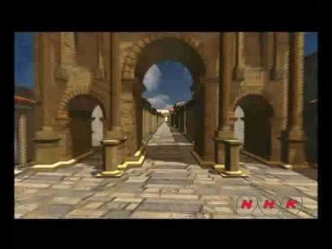 Timgad (UNESCO/NHK)