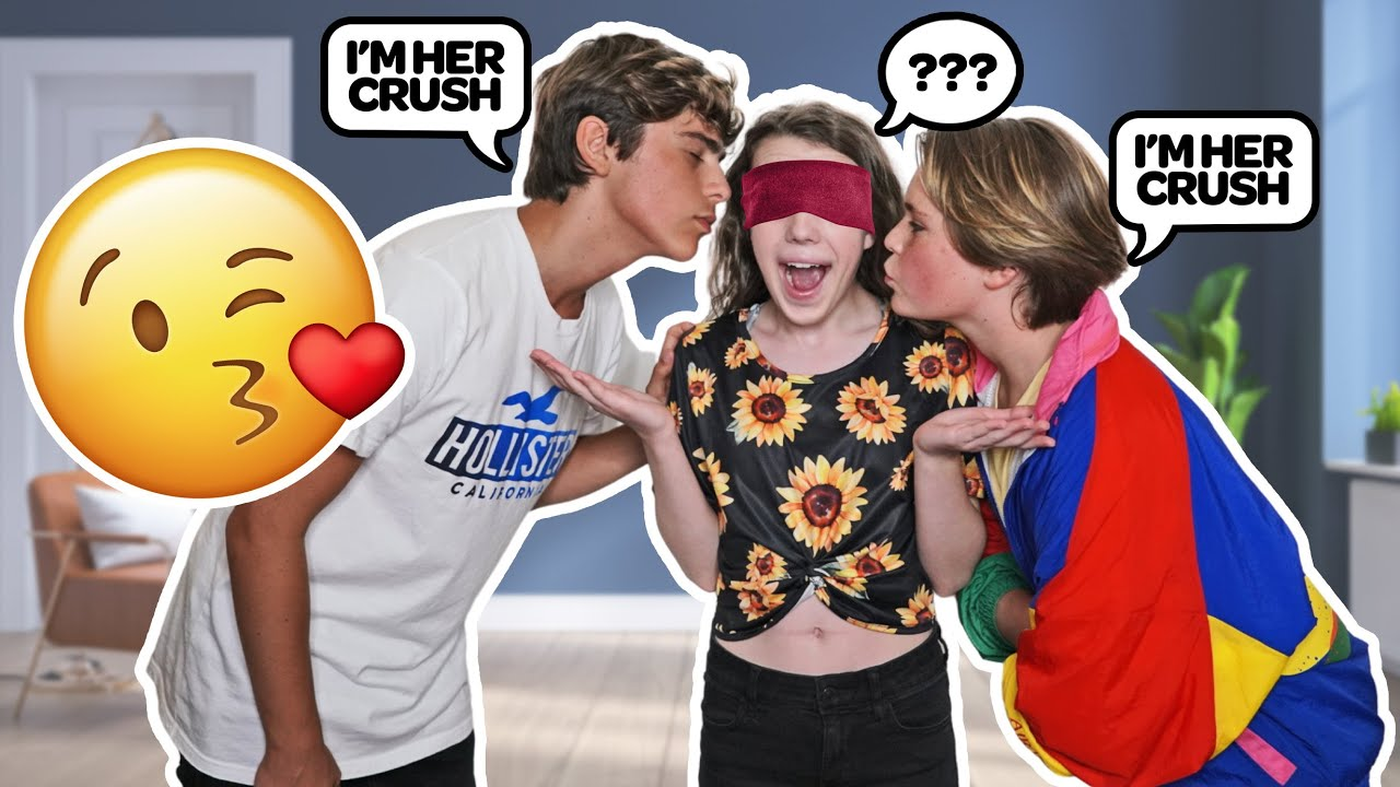 How Well Do I Know My CRUSH Challenge **He KISSED Me** 🔥💋|Symonne Harrison