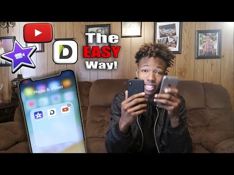 download Make Youtube Videos / Reactions From Your Phone! | 3 EASY Apps to Use