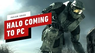 Halo: The Master Chief Collection Coming to PC with Halo: Reach - Inside Xbox