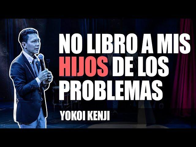 NO LIBRO A MIS HIJOS DE LOS PROBLEMAS | YOKOI KENJI