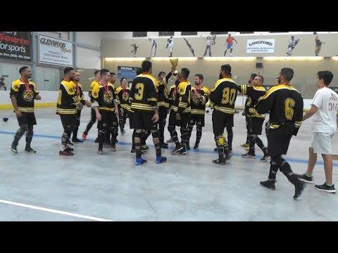"Ceremony (2017 BCBHA BC Ball Hockey Association Provincials ""A"" Division)"