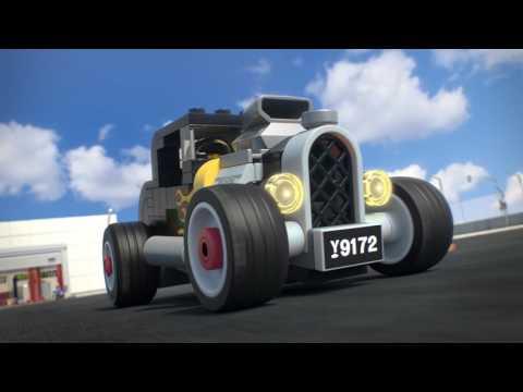 LEGO® Speed Champions: Koňská síla Fordu
