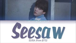 BTS (방탄소년단) - Seesaw (Trivia 轉) LYRICS (Color Coded Eng/Rom/Han/가사)