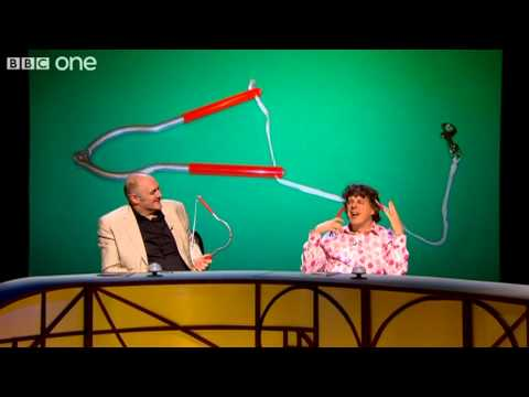What's a Horse's Twitch? - QI Series 8 Episode 12 Preview - BBC One