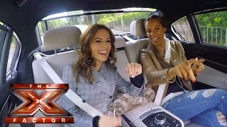 Driving Miss Cheryl | The Xtra Factor 2015