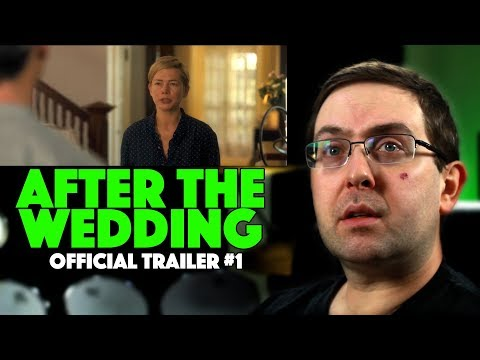 REACTION! After the Wedding Trailer #1 – Michelle Williams Movie 2019