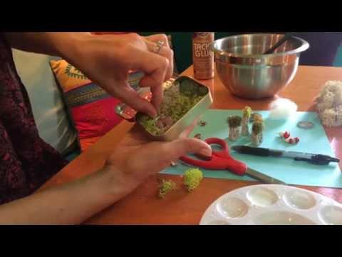 DIY NOT: Altoid Tin Fairy or Gnome Cottage