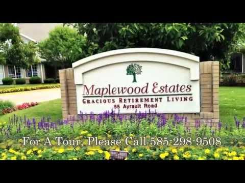 Maplewood Estates Assisted Living | Fairport NY | New York | Memory Care