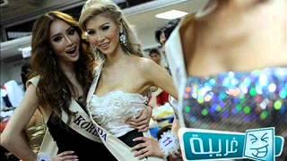 ملكة جمال فى كندا متحولة جنسيا   فيديو
