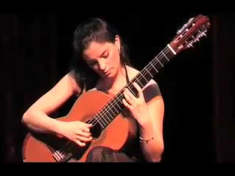 Four Pieces by Astor Piazzolla - Ana Vidovic, guitar (Part 2).mp4