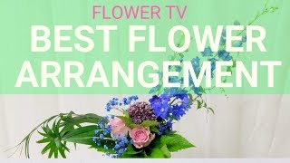 フラワーアレンジ・花束を上手く作るポイントが分かる~月間ベストフラワー賞(7月)発表!!part2