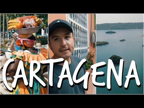 Turismo: Cartagena Colombia Travel Vlog