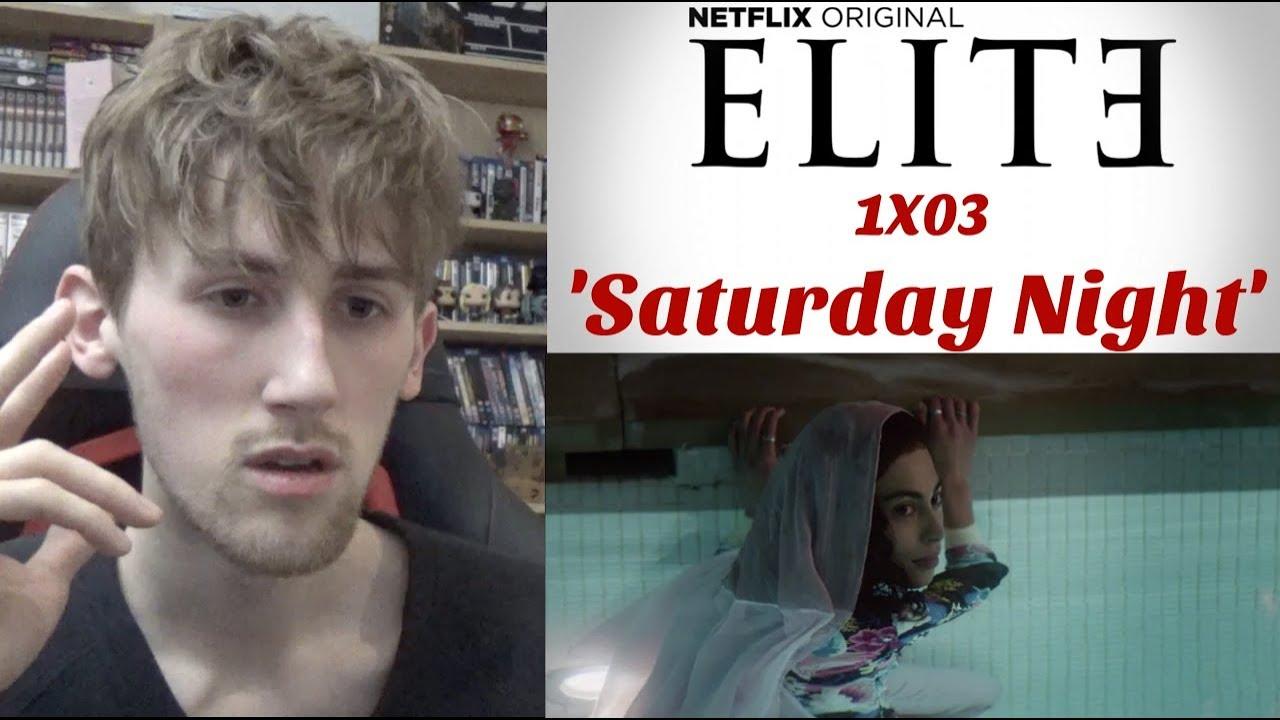 Download ELITE Season 1 Episode 3 - 'Saturday Night' Reaction