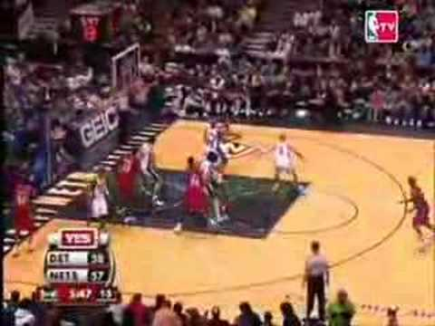 06-07 Game 23 - Pistons 90, Nets 82