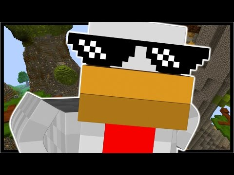 Minecraft | CHICKEN TAKES OVER MINECRAFT!!