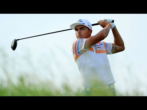Thumbnail: Rickie Fowler makes history, finished -7 in round one of US Open at Erin Hills