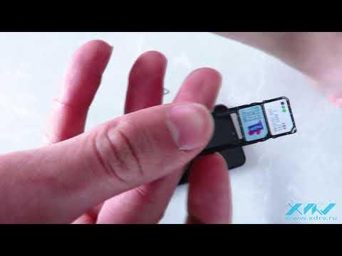 Как вставить SIM-карту в Samsung Galaxy A30 (XDRV.RU)