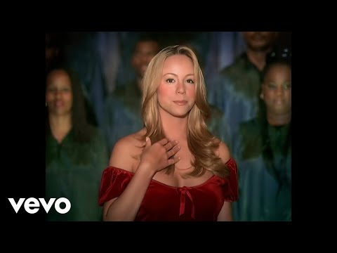 Клип Mariah Carey - O Holy Night