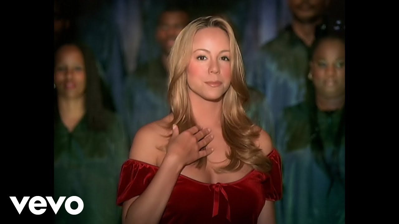 Mariah Carey — O Holy Night (Video)
