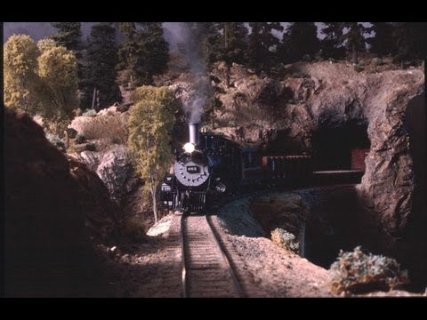 mrhmag.com - Colorado Style - Jim Reardon's On3 D&RGW layout