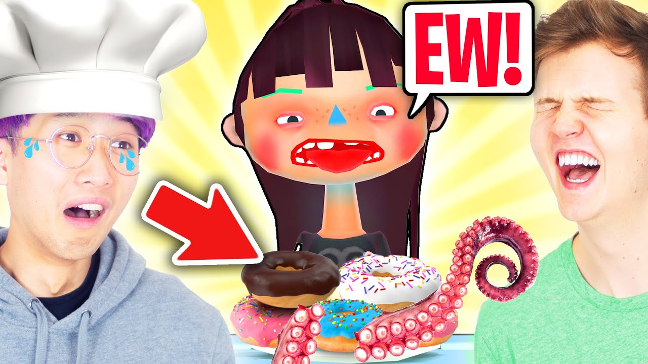 Download We Are The WORST COOKS EVER In TOCA KITCHEN 2! (THEY HATED OUR FOOD!!!)