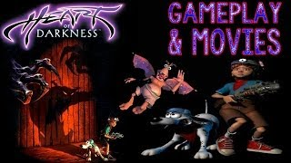 Heart of Darkness Gameplay & Movies HD