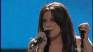Carly Smithson - The Show Must Go On - American Idol Top 8