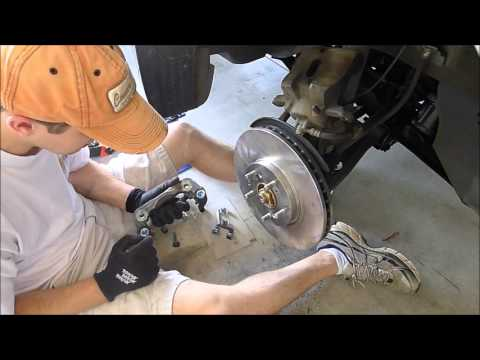 Image Result For Honda Ridgeline Brake Job