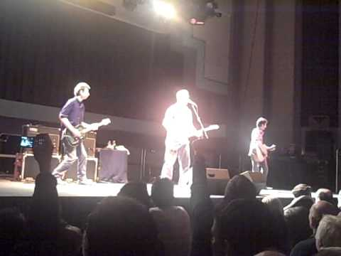 Billy Bragg A13 at The Troxy, December 2010